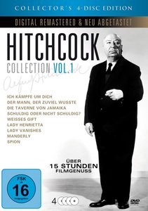 Alfred Hitchcock Collector's Edition