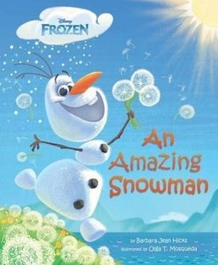 Disney Frozen: An Amazing Snowman