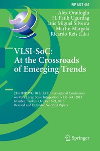 VLSI-SoC: At the Crossroads of Emerging Trends