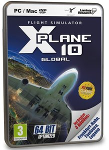 X-Plane 10 - Global - Box inkl. 2 AddOns