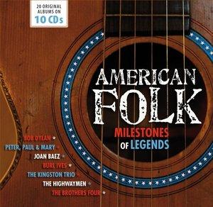 American Folk-Milestones of Legends