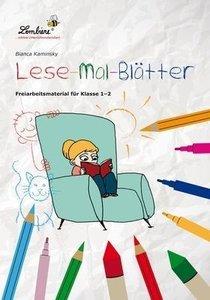 Lese-Mal-Blätter (CD-ROM)