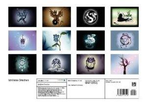 Ich liebe Drachen (Posterbuch DIN A3 quer)