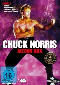 Chuck Norris-Action Box