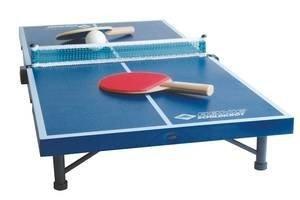 Donic Schildkröt 838576 - Mini Tischtennis, mit 2 Schläger, 1 Ba