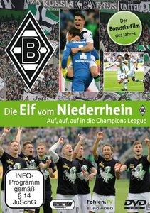 Die Elf vom Niederrhein (DVD)