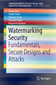 Watermarking Security