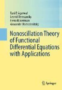 Nonoscillation Theory of Functional Differential Equations with