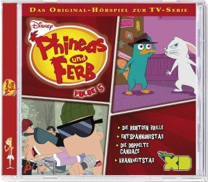 Phineas & Ferb TV Serie Folge 5