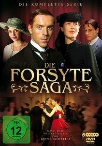 Die Forsyte Saga - Gesamtbox (Staffel 1 + 2)
