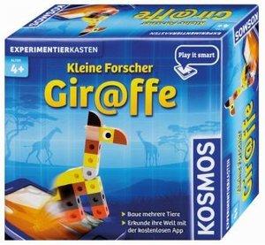 Kleine Forscher - Giraffe (Experimentierkasten)