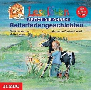 Leselöwen Reiterferiengeschichten. CD