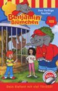Benjamin Blümchen 105. Das fleißige Faultier