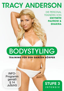 Bodystyling-Intensiv,Stufe 3