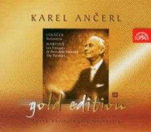 Ancerl Gold Ed.24/Sinfonietta/
