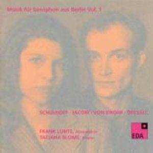 Musik f.Saxophon Aus Berlin vol.1