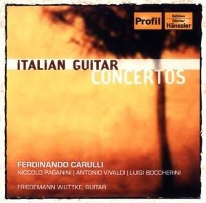 Italienische Gitarrenkonzerte