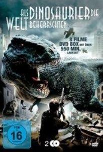 Als Dinosaurier die Welt beherrschten (8 Filme)