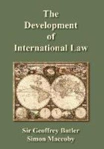 The Development of International Law