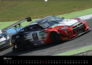 GT Masters (Wandkalender 2016 DIN A2 quer)