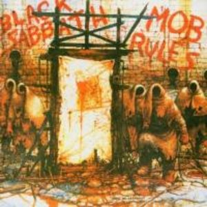Mob Rules (Jewel Case CD)