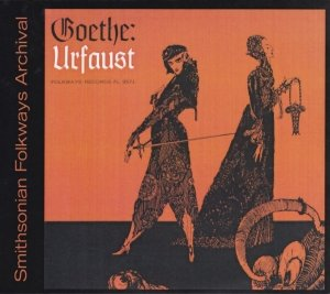 Goethe's Urfaust (in German)