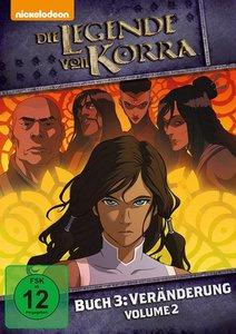 Die Legende von Korra, Buch 3: Veränderung - Vol. 2