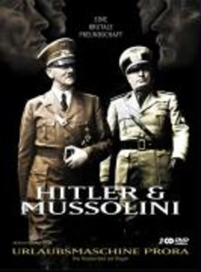 Hitler & Mussolini-Brutale Freun