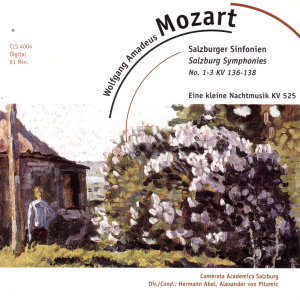 Salzburger Sinfonien 1-3