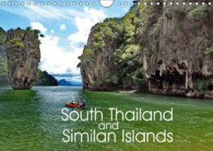 South Thailand and Similan Islands (Wall Calendar 2015 DIN A4 La