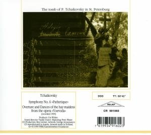 Sinf.6 Pathetique,Overture And Dances From Vo