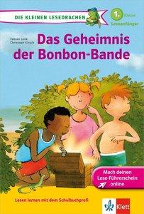 Das Geheimnis der Bonbon-Bande 1. Klasse Leseanfänger