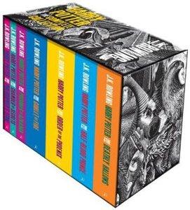 Harry Potter Complete Paperback Boxed Set