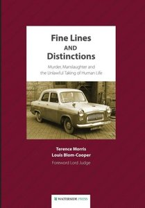 Fine Lines and Distinctions