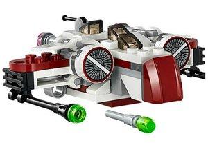 LEGO Star Wars 75072 - ARC-170 Starfighter