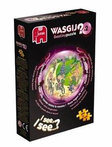 Jumbo Spiele 17254 - Wasgij Destiny 2: Gegen die Zeit! Puzzle 15