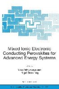 Mixed Ionic Electronic Conducting Perovskites for Advanced Energ