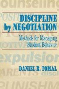 Discipline by Negotiation
