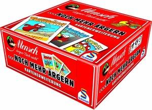 Mensch ärgere Dich nicht: Kartenerweiterung Rot
