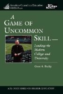 Game of Uncommon Skill
