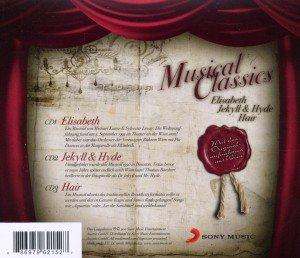 Musical Classics/3 CDs