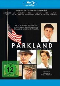 Parkland - Das Attentat auf John F. Kennedy BD