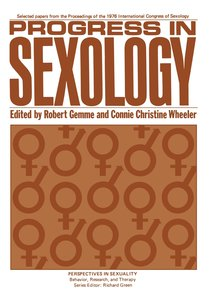Progress in Sexology