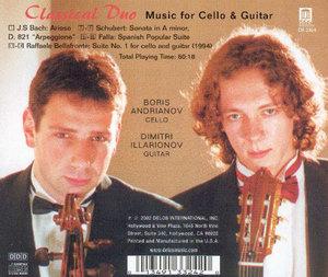 Duos Für Cello+Gitarre
