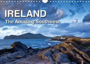 Ireland - The Amazing Southwest (Wall Calendar 2015 DIN A4 Lands