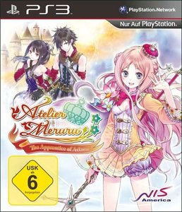 Atelier Meruru - The Apprentice of Arland (Relaunch)