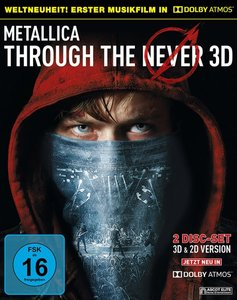 Metallica - Through the Never Dolby Atmos 3D