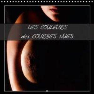 LES COULEURS des COURBES NUES (Calendrier mural 2015 300 × 300 m