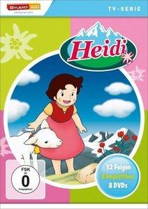Heidi Komplettbox (TV-Serie, Classic)