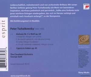 Esprit/Tschaikowsky: Capriccio